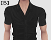 [B] Black Sleeved Shirt