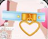 [Pets]HeartCollar|sky