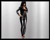 Leather Pantsuit <B>