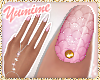 [Y] Mermaid Nails ~ Pink