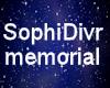 CTG SOPHIDIVR MEMORIAL
