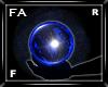 (FA)HandOrbFR Blue