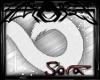 +Sora+ White Fluffy Tail