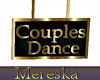 Couples Dance Sign