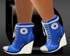 eP Converse Wedge Blue