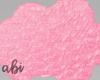 Fur Clauds Rug| Pink
