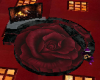 !SEXY RED ROSE BED!