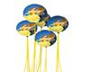 Floating Balloons B & F