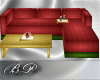 {BP}Christmas Sofa 8p