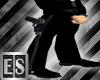 ES Police Pants (M)