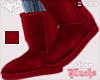 $ Boots - Maroon