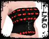 L:LG Top-Corset Cherry