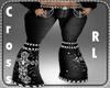 RL Goth Cross Black Jean