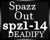 Spazz Out Fabian Mazur
