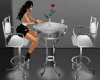 Silver Romanitic Table