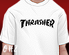 ♚ White Thrasher