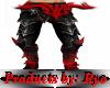 nemisis dragon leg armor