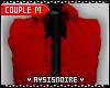 💎  Pufnette Rosso M