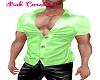 Pastel Shirt Green