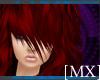 [MX] Tiara Red Hair