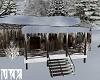 Winter Christmas Cabin