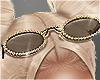 Fashion Glasses Brown