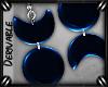 o: Moon Phase Earrings M