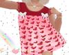 kid hearts dress