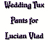 !MP! Lucian Wed Tux Pant