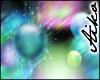 [Aiko]Blue Galaxy Backgd