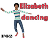 Elizabeth dancing