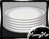 Plates Stacked