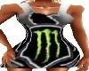 friana monster mini dres