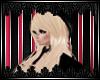 Blonde Sagei w Black Hat