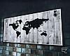 ϟ World Map Canvas