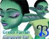 GreenFarrah Gargoyle Ear