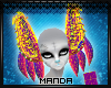 .M. Manda Ears