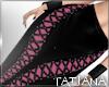 lTl Pink Corset XL