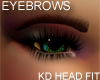 Brown Eyebrows
