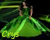 Saint Patrick's Day Gown