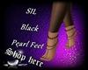 SIL Black Pearl Feet