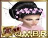 QMBR Geisha Headdress P