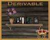 E.A. Deriv Book Shelf