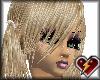 S blonde tiana hair