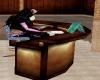 ~S~receptions desk