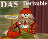 (A) Scarecrow Sign Male