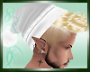 :)Santa Hat w/Hair Blond