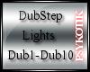 DJ DubStep Lights