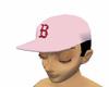Pink Red Sox Cap