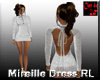 Mireille Dress White RL